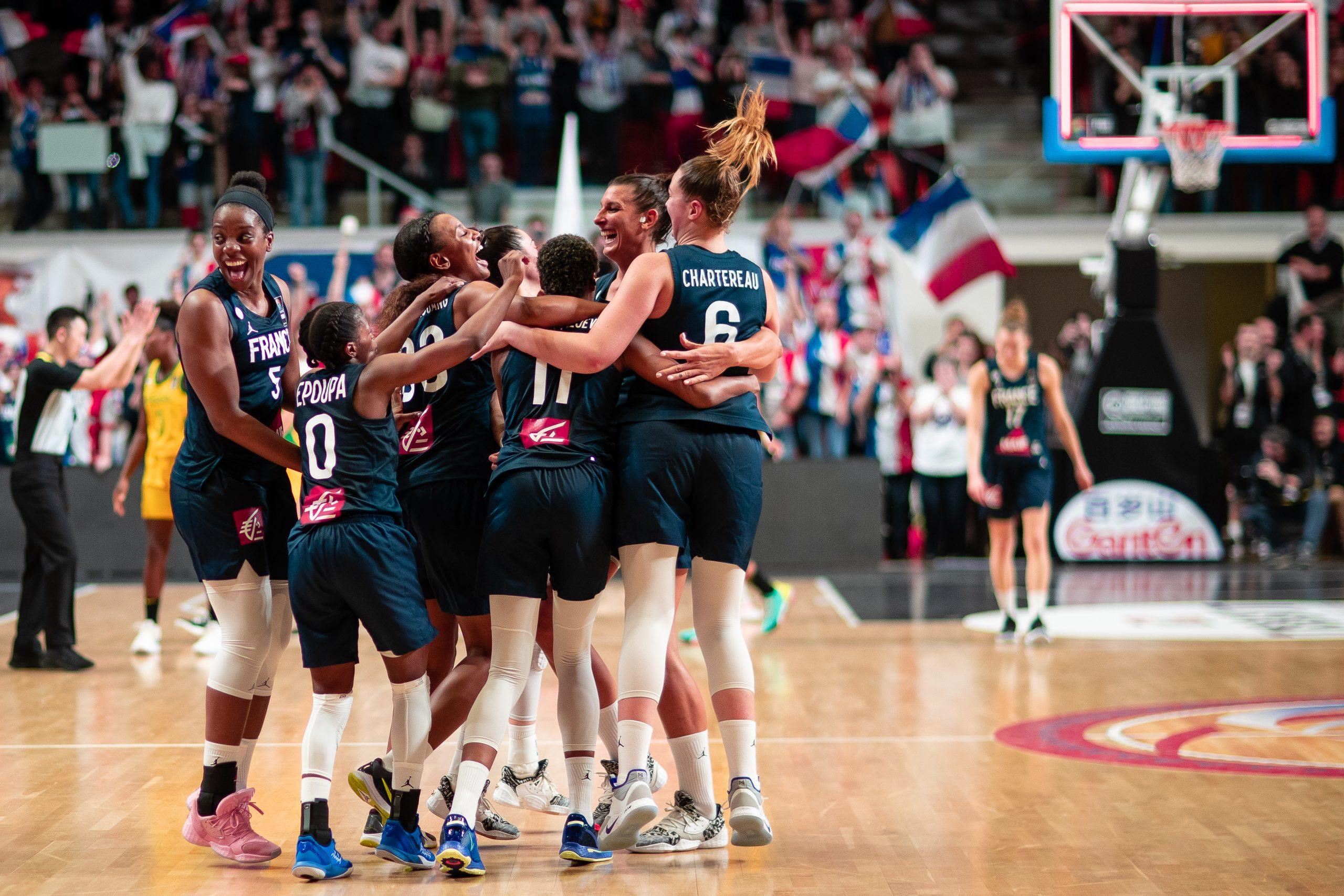 France-Espagne, le classico du basket !!
