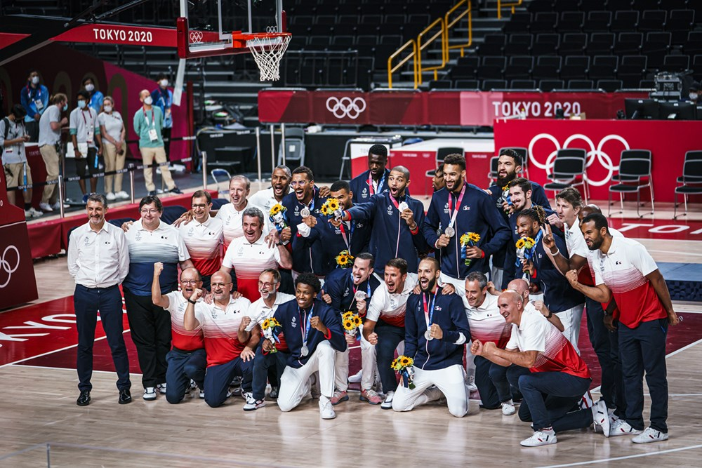 Le Basket Français doublement médaillé
