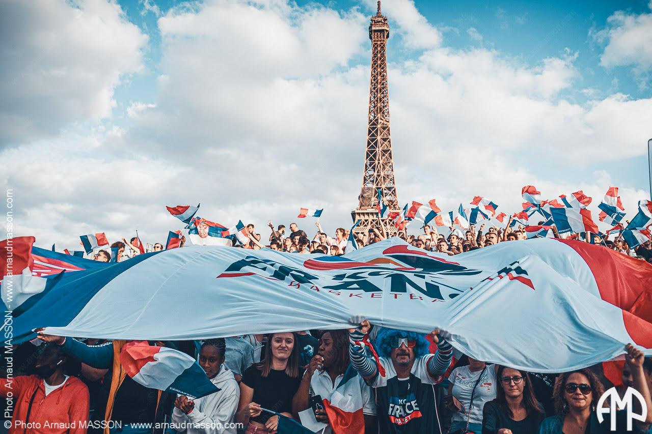 Le 3×3, une première pour le Kop France Basket !